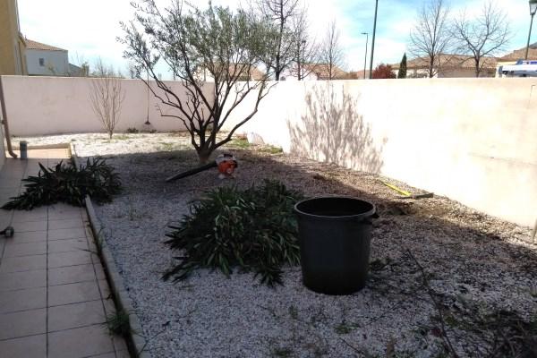 Nettoyage jardin valros entretien des travaux paysagers for Nettoyage de jardin